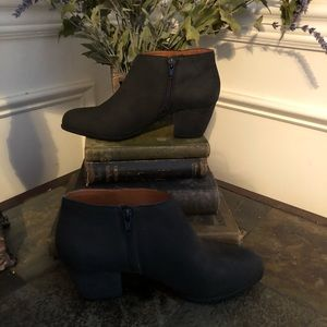 New!! LUCKY BRAND Leather Booties
